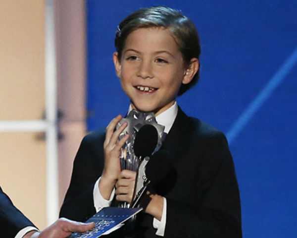 Jacob Tremblay Gives The Best Speech After Winning 'Best Young Actor