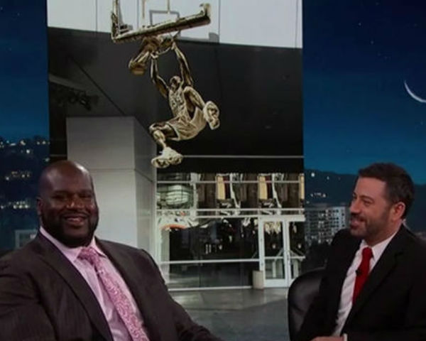 Shaquille O'Neal Gets His Own Staples Center Statue Next Season!