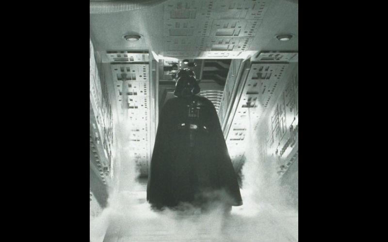 A More Evil Darth Vader?