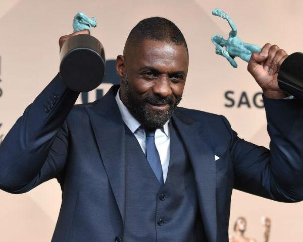 Idris Elba Made History At The 2016 SAG Awards!