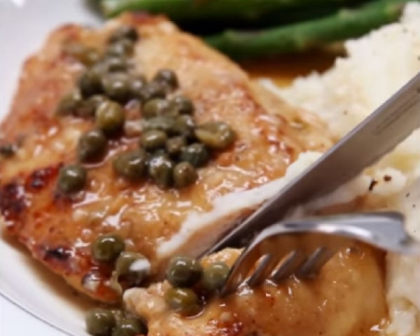 How To Cook Easy Chicken Piccata