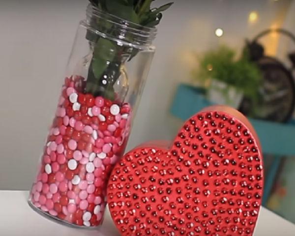 5 DIY Valentine Decor Ideas!