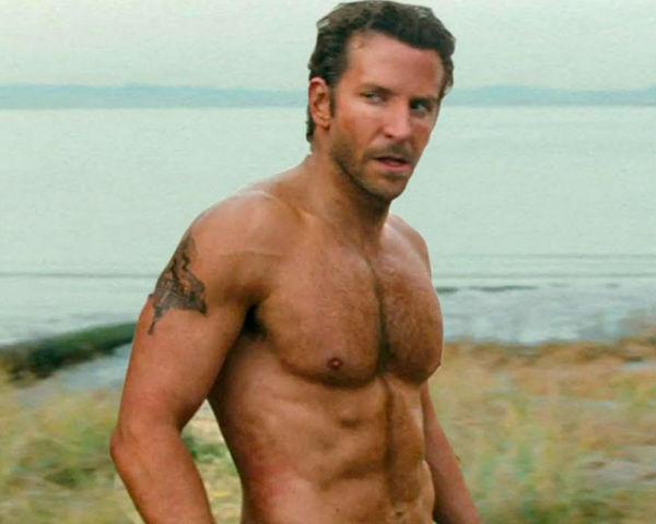 Bradley Cooper's Secret To Sexy Abs