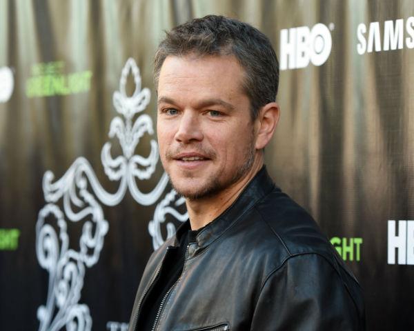A Sneak Peek Of Matt Damon's New Fim, 'Bourne 5'