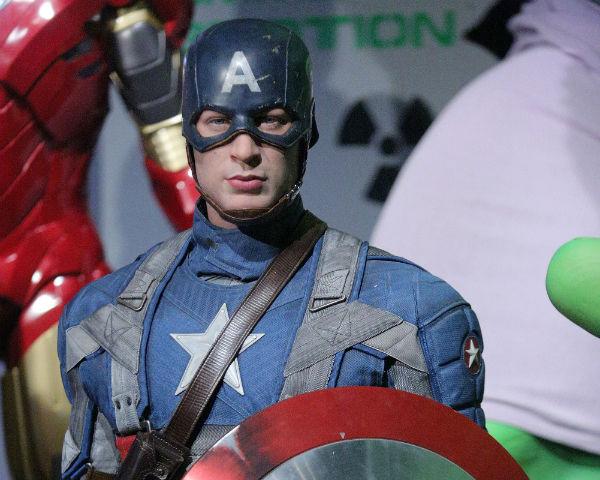 Recreation Of 'Captain America: Civil War' Trailer In 'GTA 5'