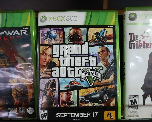 'Grand Theft Auto 5' Valentine's Day Special