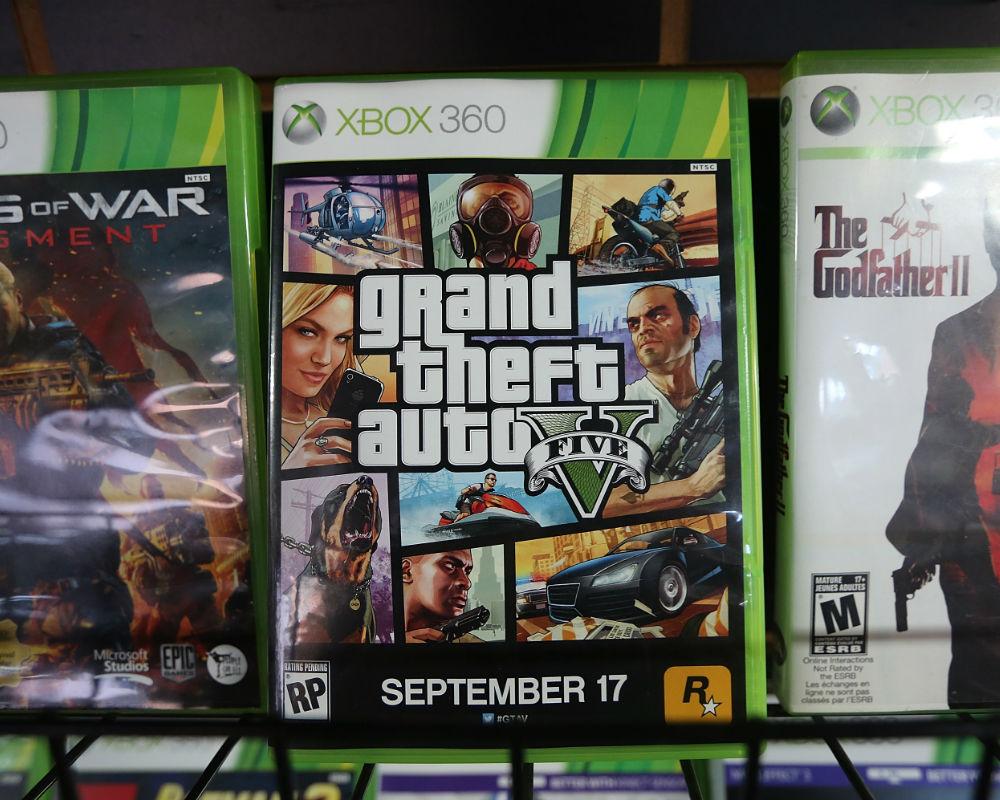 'GTA 5' Recreates The 'A-Team' In New Update