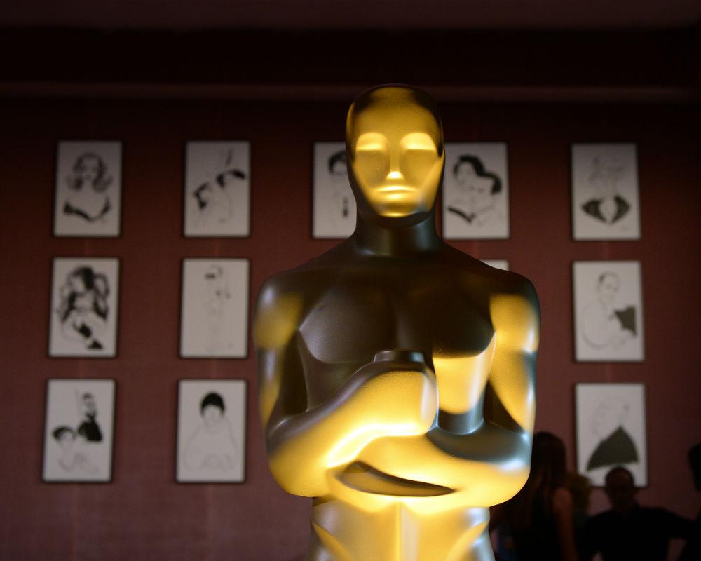 Oscars 2016 Spoof