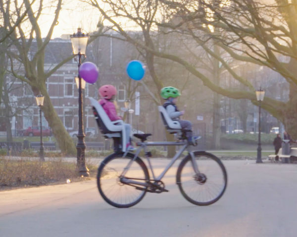 Google's World's First Self-Driving Bicycle