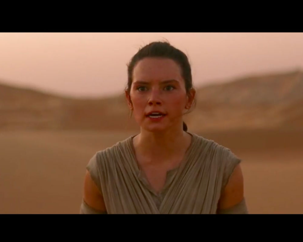 'Star Wars: The Force Awakens' Honest Trailer