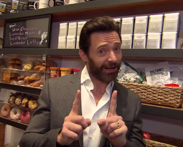 Inside Hugh Jackman's Manhattan Coffee Shop