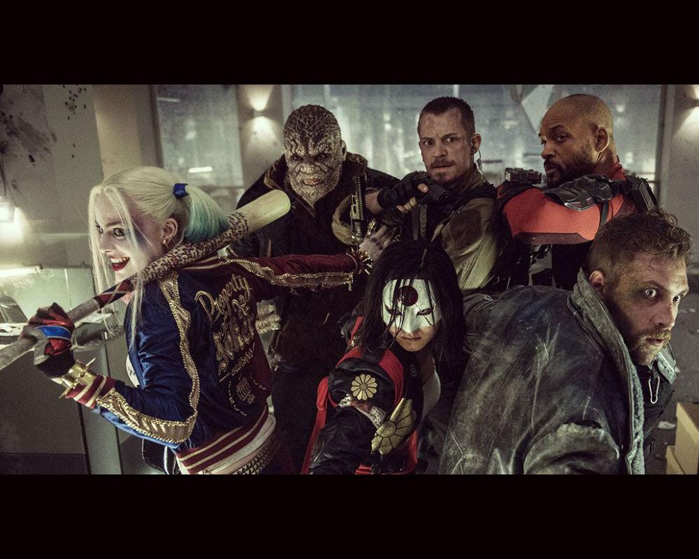 'Suicide Squad' Official Trailer #2