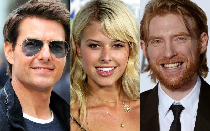 'Mena' (2017) Cast: Tom Cruise, Domhnall Gleeson, Sarah ...