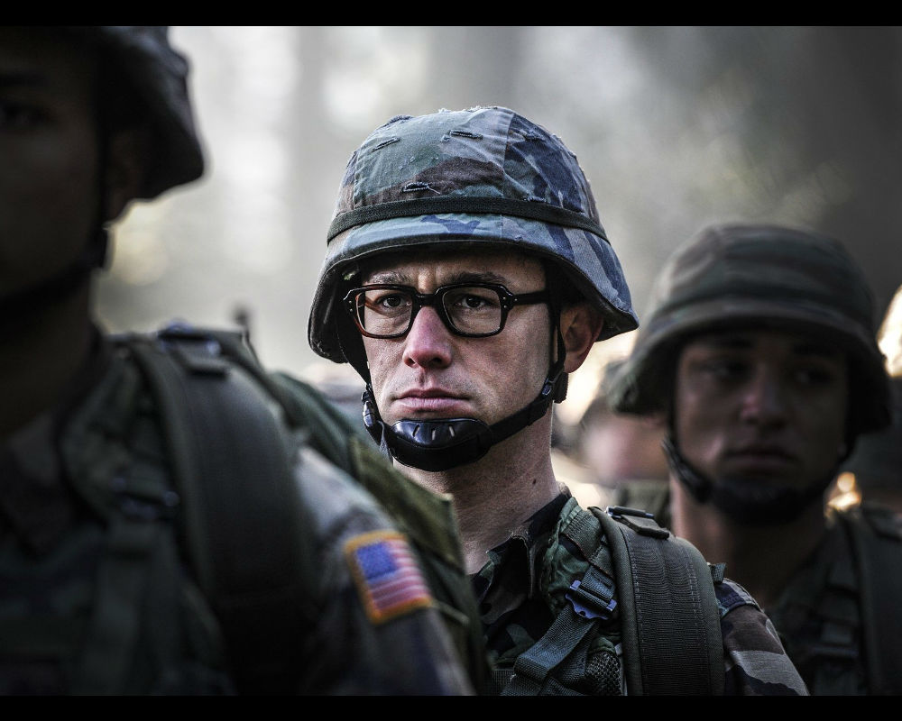 'Snowden' Official Trailer