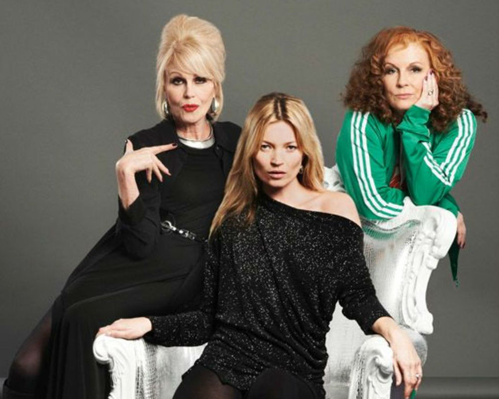 'Absolutely Fabulous: The Movie' (2016) Trailer