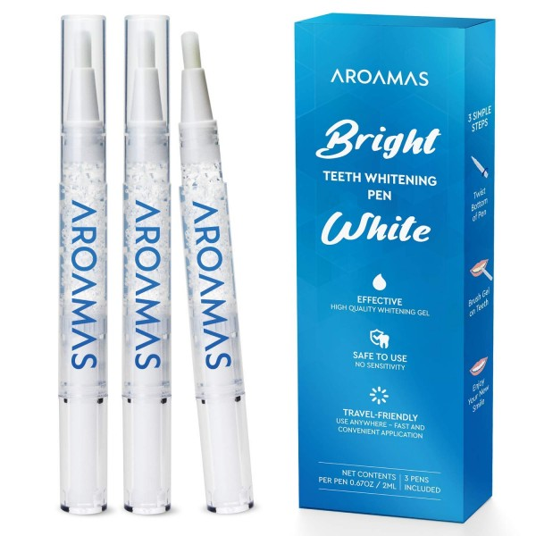 Aroamas Teeth Whitening Pen