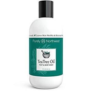 Purely Northwest Tea Tree Oil Foot & Body Wash