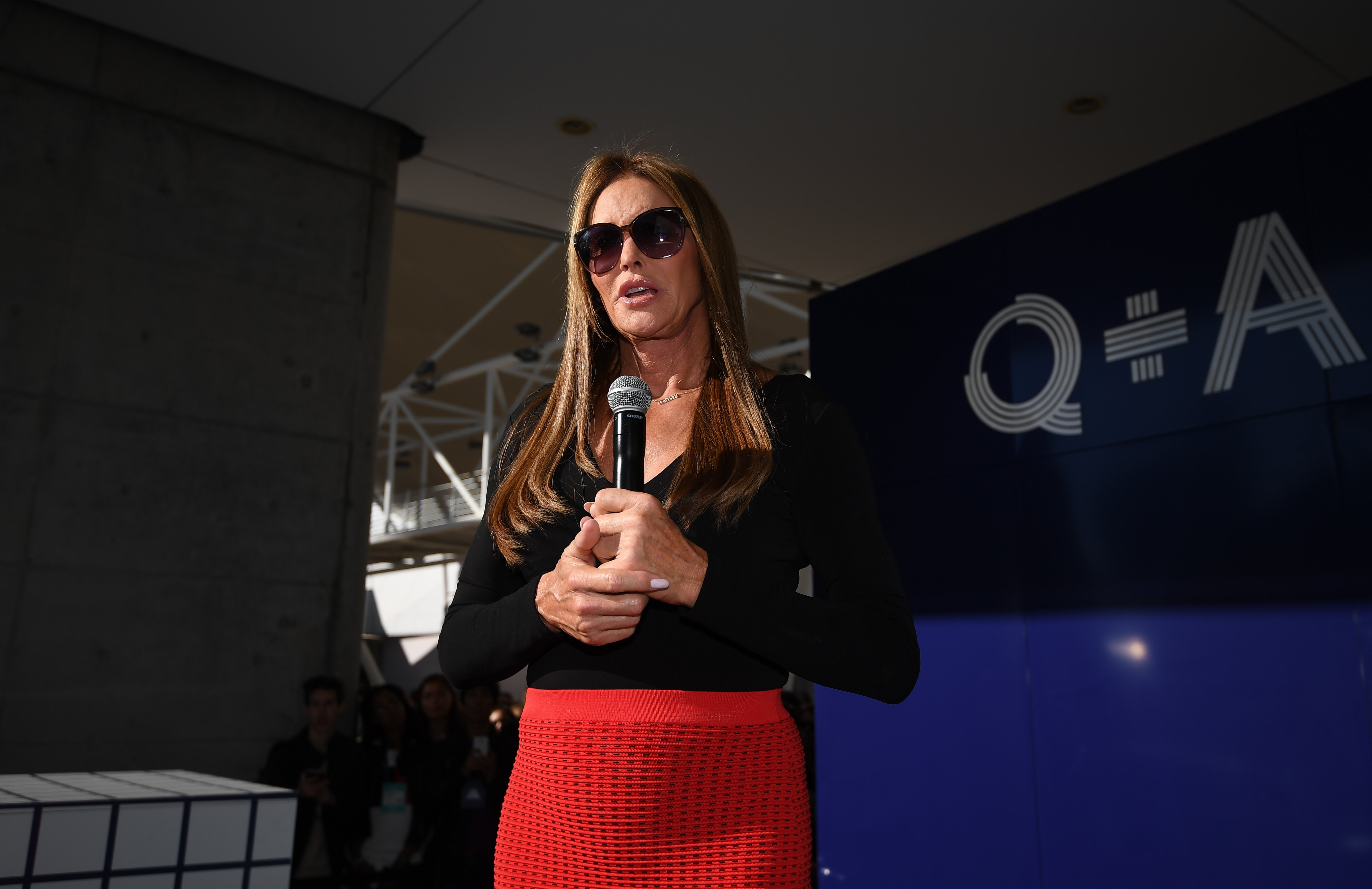 Caitlyn Jenner Web Summit 2017 - Q and A Stage