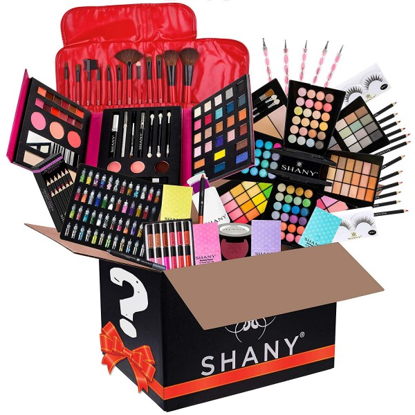SHANY Holiday Makeup Mystery Box