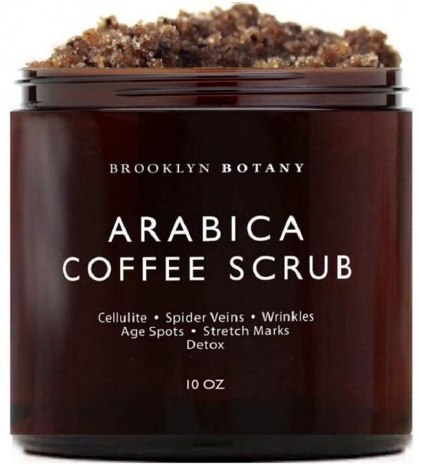 Brooklyn Botany Arabica Coffee Scrub