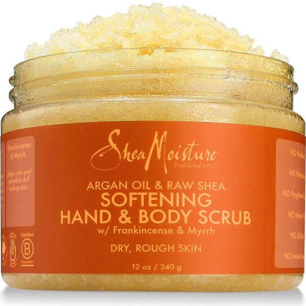 Shea Moisture Exfoliating Hand and Body Sugar Scrub