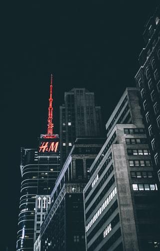 H&M New York