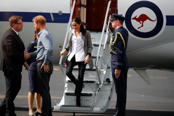 Prince Harry and Meghan Markle, Duke and Duchess of Sussex