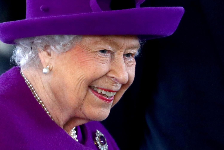Britain's Queen Elizabeth II