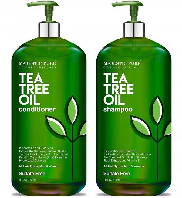 Majestic Pure Tea Tree Oil Set