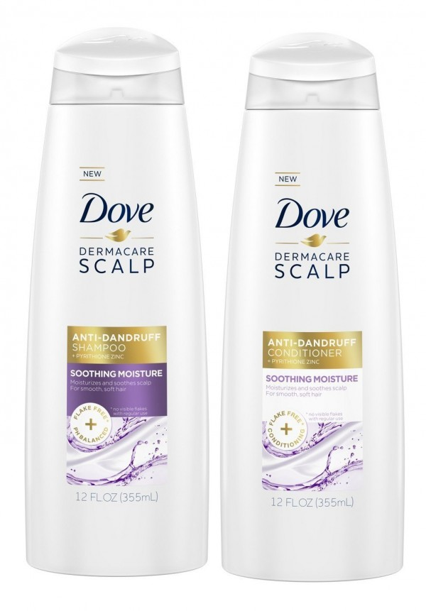 Dove DermaCare Scalp Shampoo and Conditioner Duo