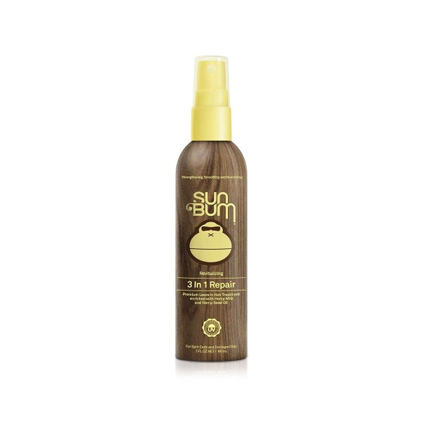 Sun Bum Revitalizing 3-in-1 Repair Hair and Scalp Mist with SPF