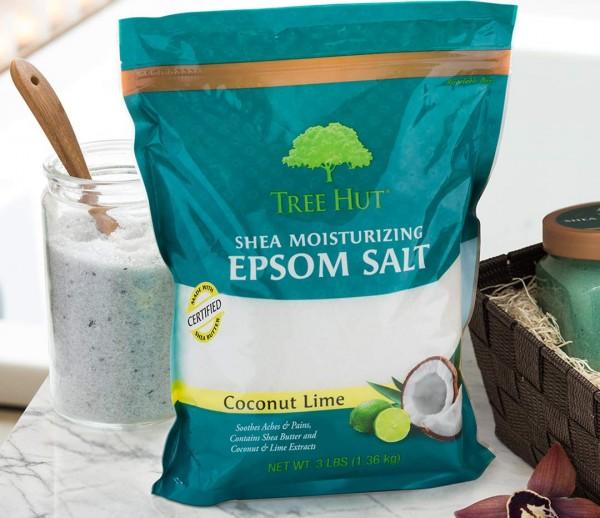 Treet Hut Shea Moisturizing Epsom Salt