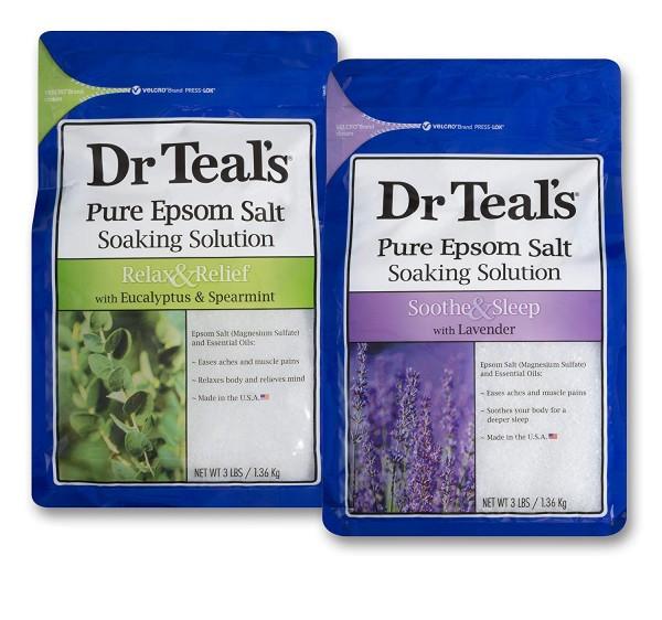 Dr Teals Pure Epsom Salt