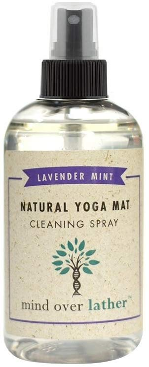 Mind Over Lather Yoga Mat Cleaning Spray