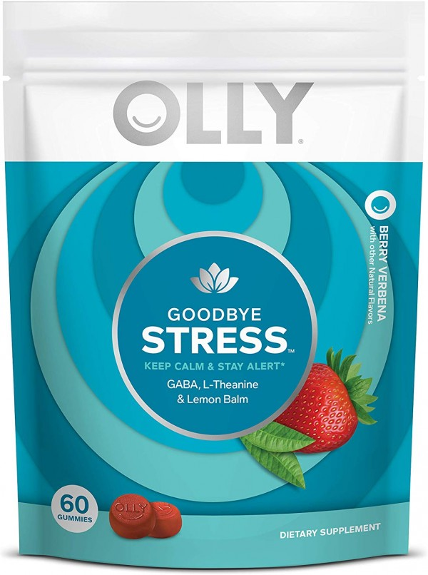 OLLY Goodbye Stress Gummy