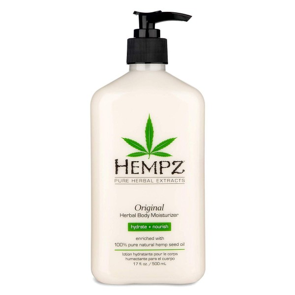 Hemps Herbal Body Moisturizer