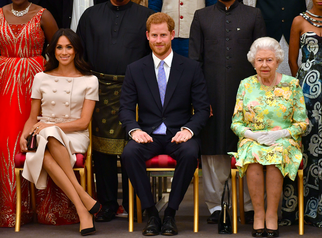 Queen Elizabeth Has A Special Request For Prince Harry, Meghan Markle, Archie