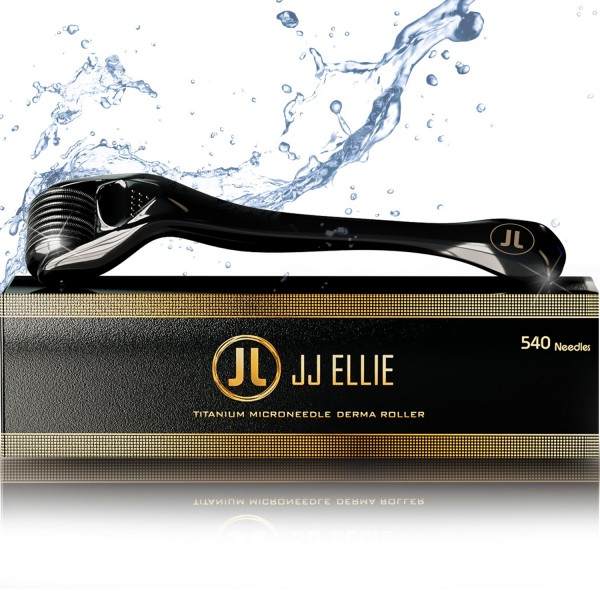 JJ Elie Derma Roller for Beard Regrowth