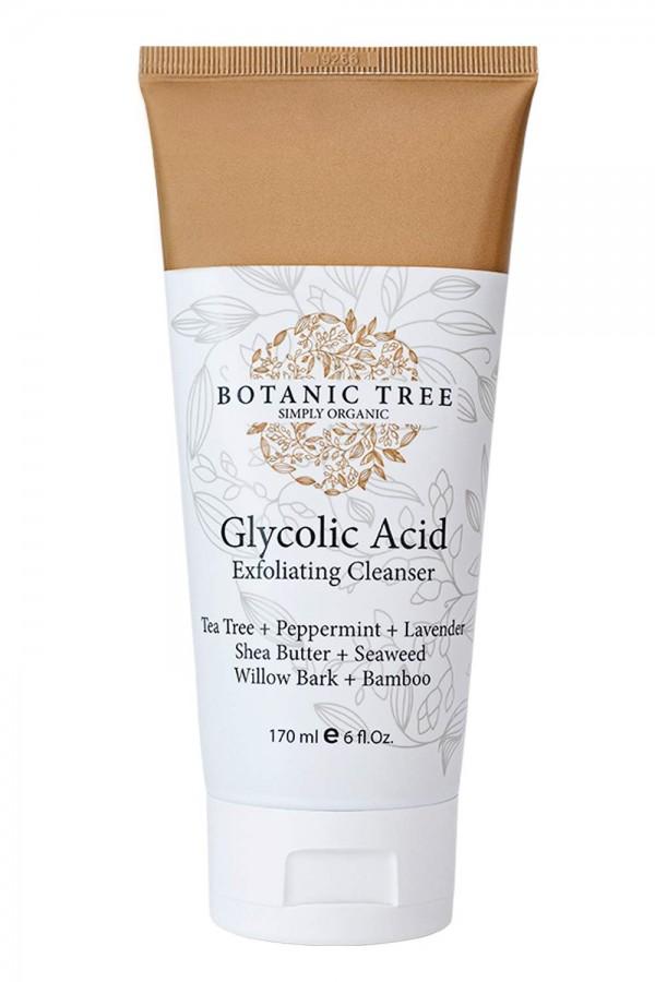 Botanic Free Glycolic Acid Exfoliating Cleanser