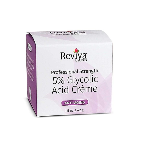 Reviva Labs Glycolic Acid Anti-Aging Cream