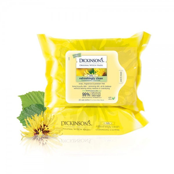 Dickson's Daily Cleansing Cloths