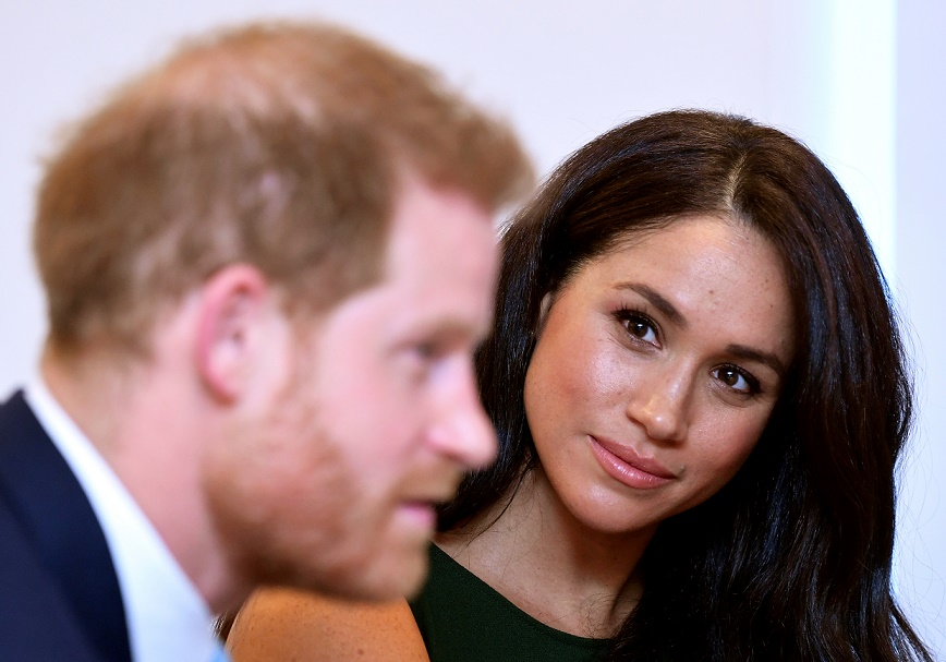 Harry and Meghan won't be using the word 'royal' anymore