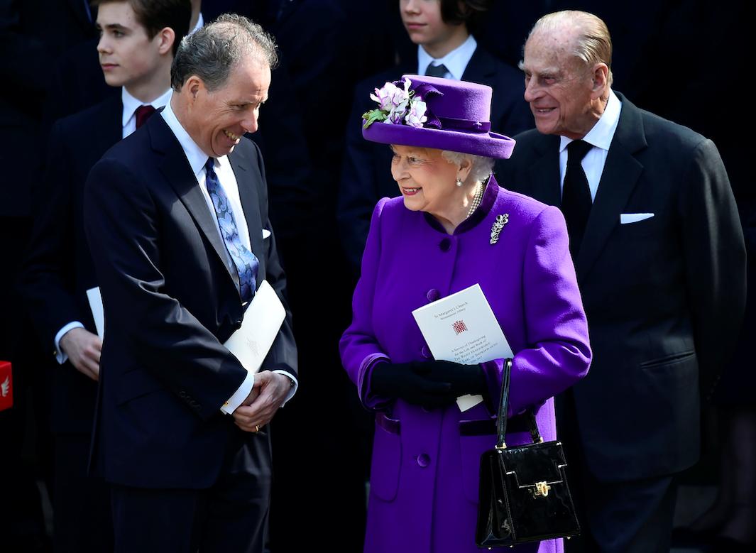 UK Queen's nephew, Earl of Snowdon, to divorce