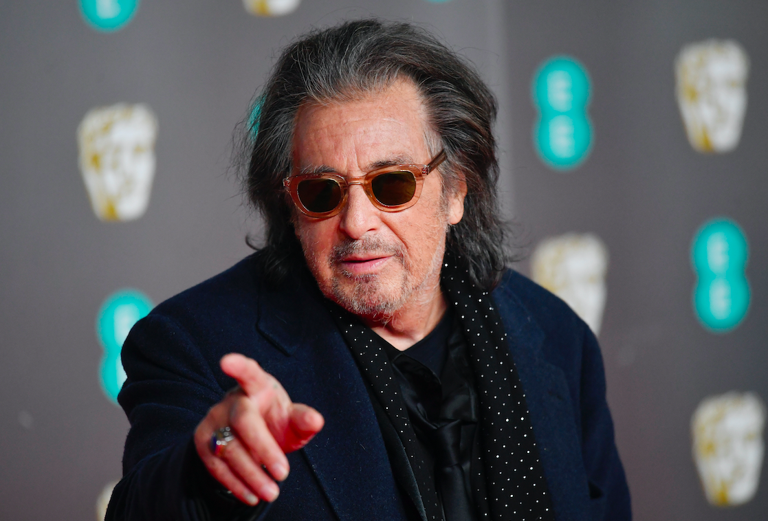 Al Pacino's girlfriend dumped him for THIS reason ; Deets inside