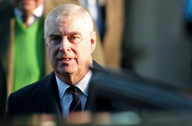 Government buildings will not have to fly flag for Prince Andrew's birthday
