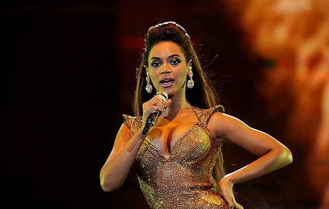 Beyonce in Vancouver
