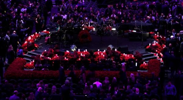 Kobe Bryant memorial service