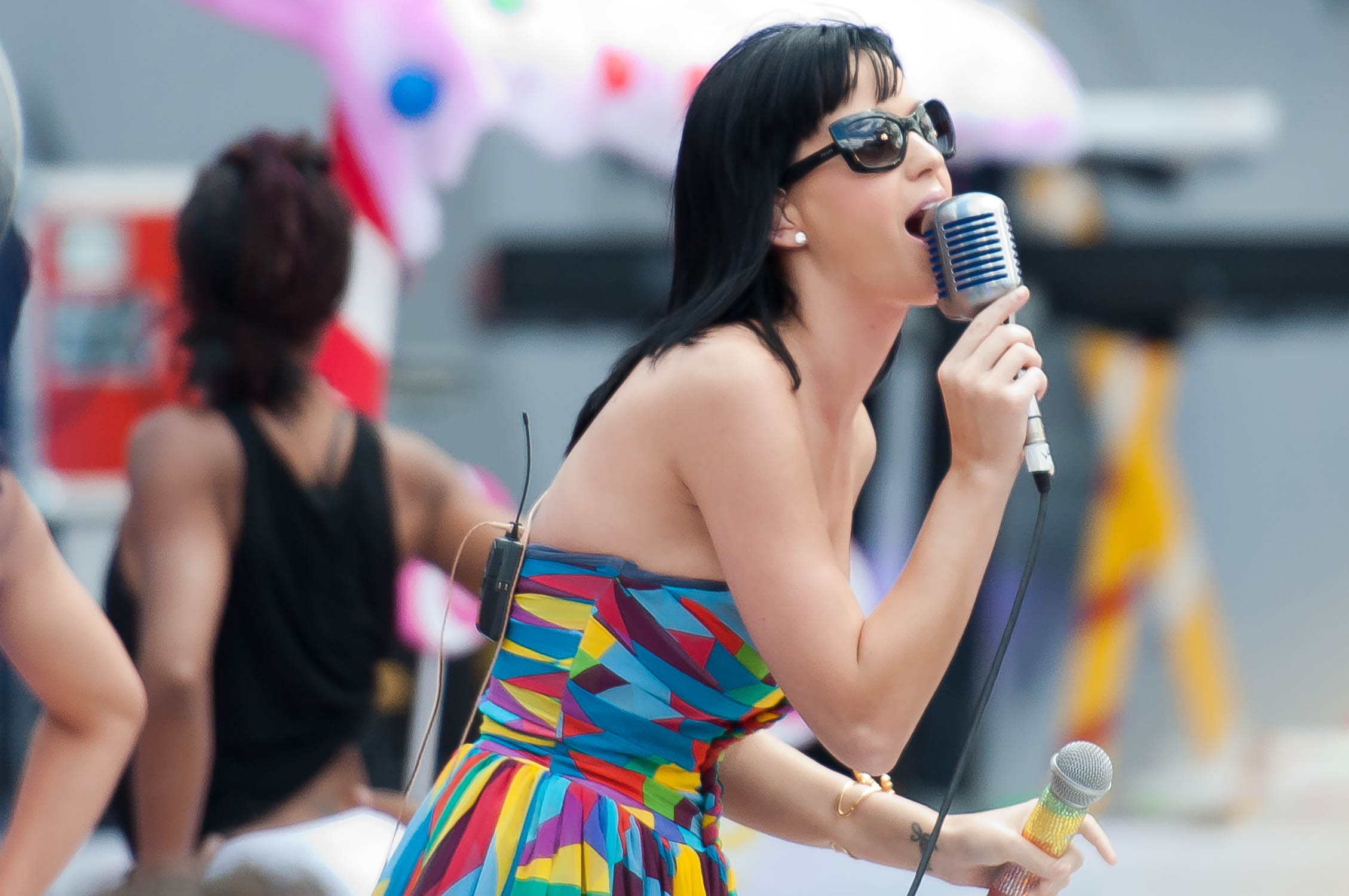Katy Perry in Toronto