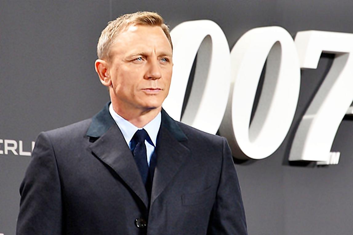 "Daniel Craig - Film Premiere ""Spectre"" 007 - on the Red Carpet in Berlin"