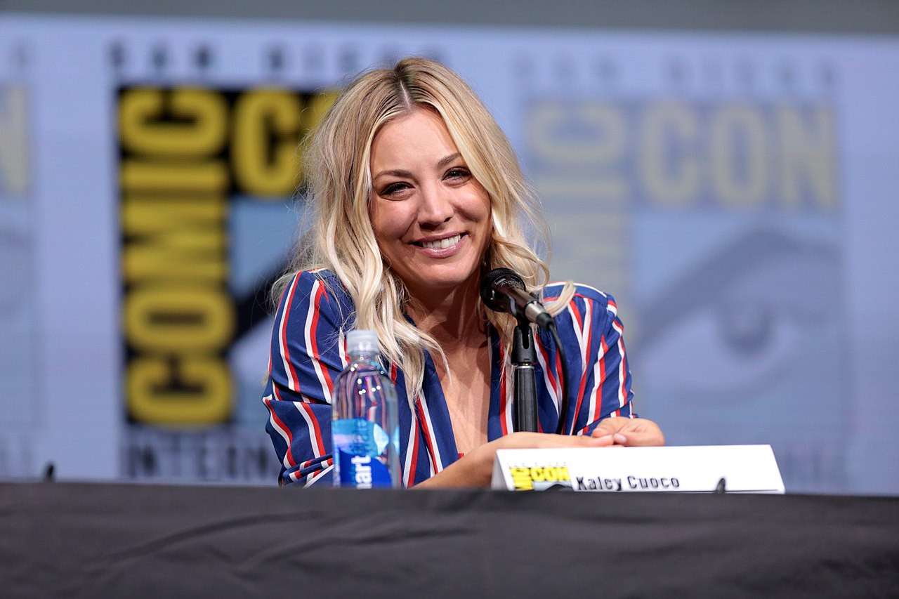 Kaley Cuoco to move in with husband next month